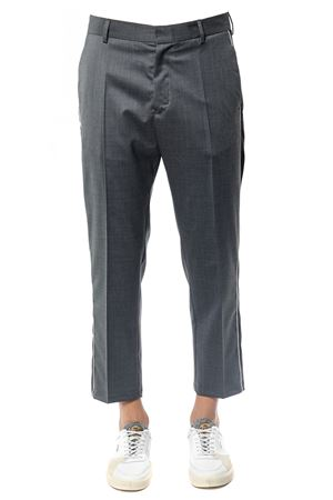 WOOL PANTS WITH NYLON INSERTS FW 2017 LOW BRAND | 8 | L1PFW171833771N037