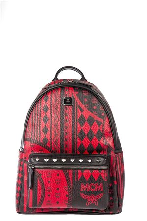 STARK BAROQUE PRINT BACKPACK fw 2017 MCM | 183 | MMK6AVE58RU00111