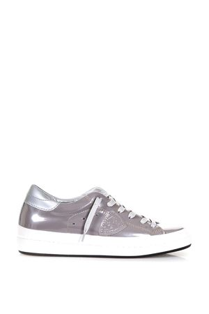 PATENT LEATHER LOW-TOP SNEAKERS FW 2017 PHILIPPE MODEL | 55 | CKLDOPERA LD VERNIESSV05