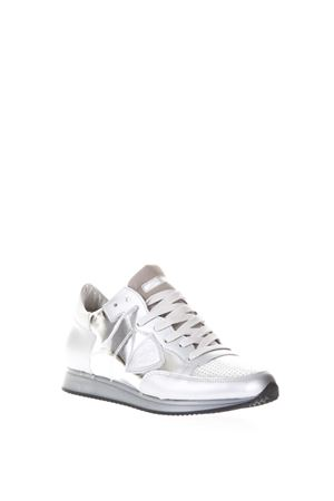 TROPEZ SPORT LEATHER SNEAKERS FW 2017 PHILIPPE MODEL | 55 | TRLDTROPEZ LD METALMY03