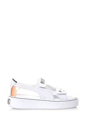 PLAFORM SANDALS PUMA X SOPHIA WEBSTER FW 2017 PUMA SELECT | 55 | 36470901PLATFORMWHITE