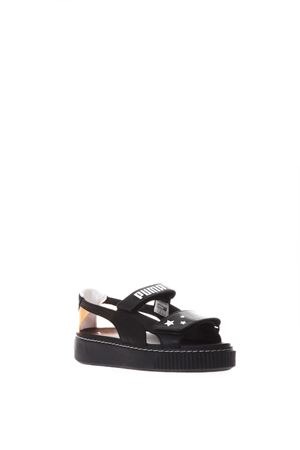 PLAFORM SANDALS PUMA X SOPHIA WEBSTER FW 2017 PUMA SELECT | 55 | 36470902PLATFORMBLACK