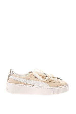 PLATFORM SNEAKERS FW 2017 PUMA SELECT | 55 | 36493401PLATFORMNATURAL
