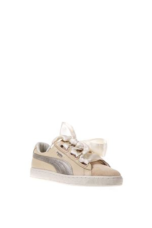 HEART SATIN II SNEAKERS FW 2017 PUMA SELECT | 55 | 36495501BASKETNATURAL