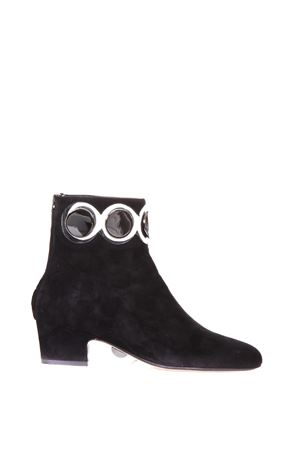 BOWIE BOOTY ANKLE BOOTS FW 2017 SAMUELE FAILLI | 52 | BOWIE BOOTY45NERO