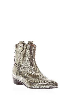 SNAKE PRINT CAMPEROS FW 2017 STEPHEN GOOD LONDON | 52 | SG1000818PLATINO