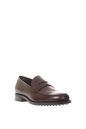 LEATHER LOAFER FW 2017 TOD