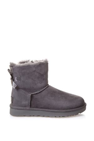 MINI BAILEY BOOTS WITH BOW DETAIL fw 2017 UGG AUSTRALIA | 52 | 1016501MINI BAILEYGREY
