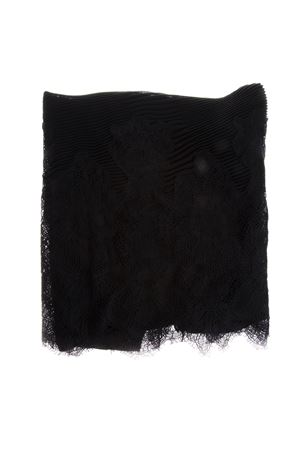 JERSEY AND LACE FOULARD FW 2017 VALENTINO | 20 | NT2EE379CTZ0NO