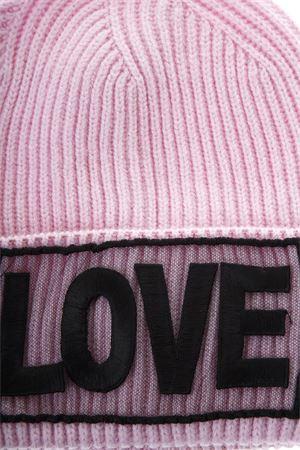 LOVE VIRGIN WOOL BEANIE HAT FW 2017 VERSACE | 17 | ICAP007IK0118I41R
