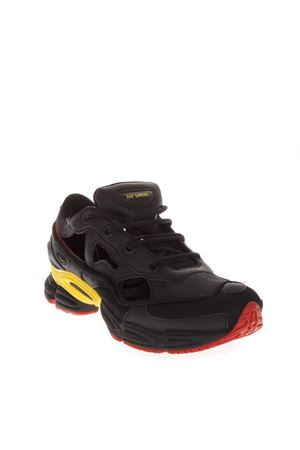 BLACK REPLICANT OZWEEGO SNEAKERS BY RAF SIMONS FW 2018  ADIDAS BY RAF SIMONS | 55 | F34234REPOZWEGOBLACK/GRAY