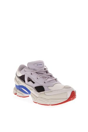 WHITE REPLICANT OZWEEGO SNEAKERS BY RAF SIMONS FW 2018 ADIDAS BY RAF SIMONS | 55 | F34234REPOZWEGOBROWN/WHITE