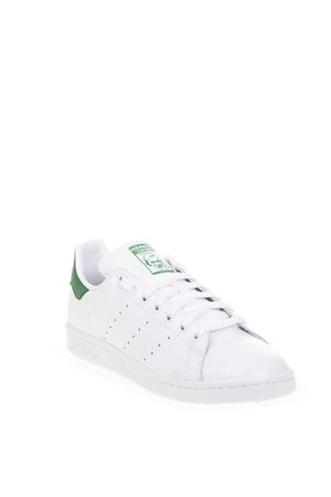 SNEAKERS STAN SMITH RECON IN PELLE BIANCA E VERDE AI 2018 ADIDAS ORIGINALS | 55 | M20324STAN SMITHFTWR WHITE