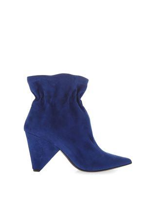 BLUE SUEDE BOOTS FW 2018 ALDO CASTAGNA | 52 | 118-DESI 90/80CAMOSCIOBLUETTE