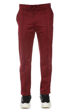 RED FABRIC PANTS FW 2018 ASTRID ANDERSERN | 8 | AW18TR01/61RED