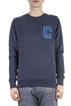 SKY COTTON SWEATSHIRT WITH LOGO FW 2018 CALVIN KLEIN | 19 | K10K102891UNI478-413