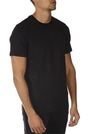 BLACK COTTON T-SHIRT FW 2018 COLMAR ORIGINALS | 15 | 75247SW99