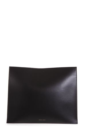 BLACK YOUNG BAG IN LEATHER FW 2018 DANSE LENTE | 2 | BS0002YOUNGBLACK/SAND