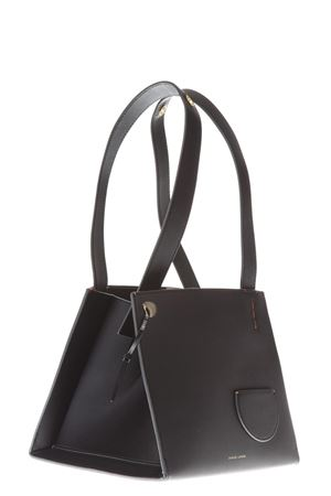 ... DS0017MARGOTBLACK BLACK LEATHER TOTE BAG MARGOT FW 2018 DANSE LENTE  257035f33748b