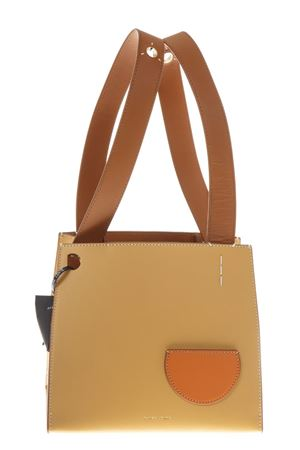 TOTE BAG IN PELLE COLOR CAMMELLO MARGOT AI 2018 DANSE LENTE | 2 | DS0017MARGOTSAND