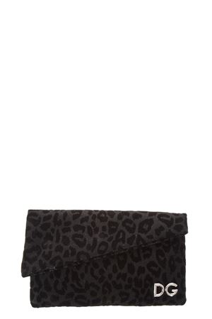 BLACK LEOPARD BAG IN FABRIC FW 2018/2019 DOLCE & GABBANA | 2 | BB6601AU1128H95