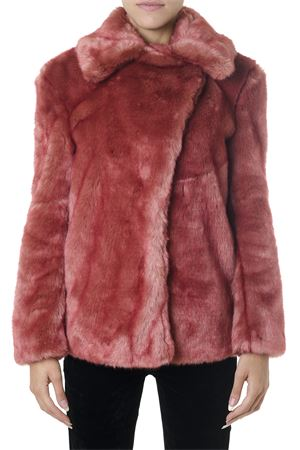 STRAWBERRY COLOR ECO FUR FW 2018 DONDUP | 80 | DJ136PL01971563