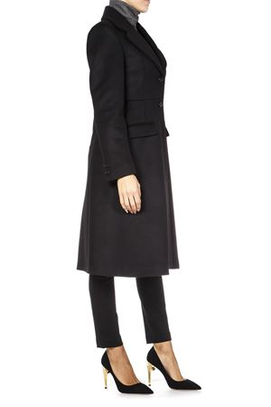BLACK WOOL FLARED COAT FW 2018 DONDUP | 31 | DJ146WF0147XXXUNI999