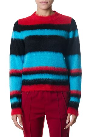MULTICOLOR STRIPED KNITWEAR FW 2018 DONDUP | 16 | DM228M00606GRZUNI802NR