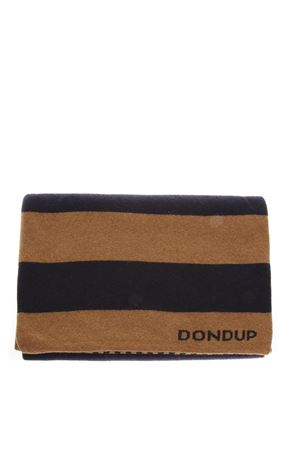BICOLOR DONDUP STRIPED SCARF IN WOOL FW 2018 DONDUP | 20 | UK094Y00378XXX1728B