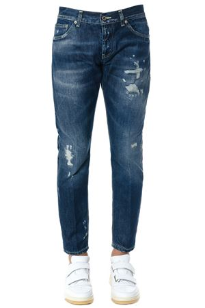 JEANS MIUS IN DENIM CON STRAPPI AI 2018 DONDUP | 4 | UP168DF0023T33GMIUS800