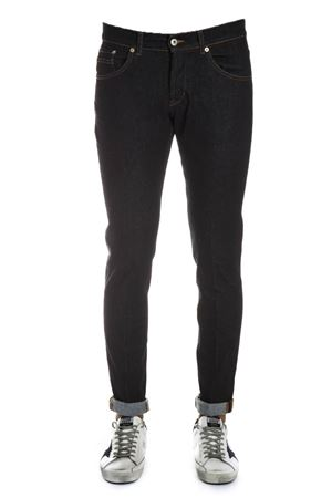 JEANSSKINNY FIT RITCHIE  IN COTONE NERO AI 2018 DONDUP | 4 | UP424DS0192T21TRITCHIE800