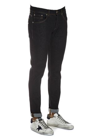 RITCHIE BLACK SKINNY FIT COTTON JEANS FW 2018 DONDUP | 4 | UP424DS0192T21TRITCHIE800