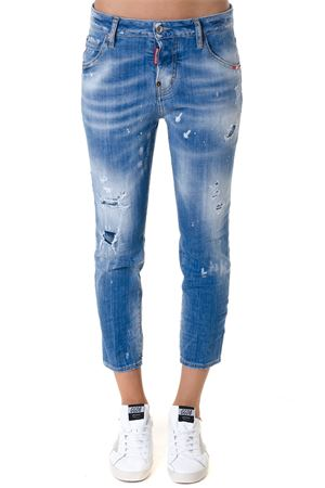 JEANS COOL GIRL IN DENIM AI 2018 DSQUARED2 | 8 | S75LB0033S30342470