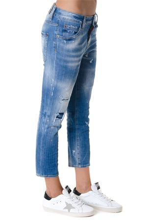 COOL GIRL DENIM JEANS FW 2018 DSQUARED2 | 4 | S75LB0033S30342470