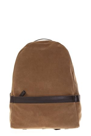 SAND SUEDE BACKPACK FW 2018 ELEVENTY | 183 | 979BO0099BOR2600402