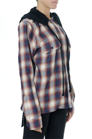 CHECKED COTTON OVERSIZE SHIRT FW 2018 FAITH CONNEXION | 9 | M1803T000471414