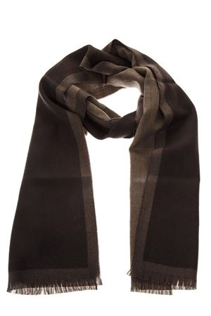 BROWN WOOL SCARF FW 2018 FAY | 20 | NSMF237960HFR289B