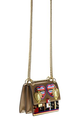 KAN I MUD LEATHER BAG FW 2018 FENDI | 2 | 8M0381A3VMF13QF