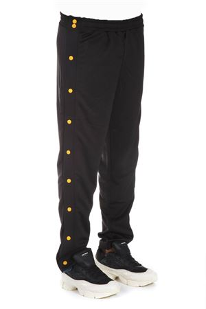 BLACK PANTS WITH CLIP BUTTONS SIDE OPENINGS FW 2018 FILA | 8 | 6844161002