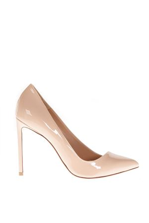 NUDE PATENT LEATHER PUMPS FW 2018 FRANCESCO RUSSO | 68 | R1P270N202NUDE