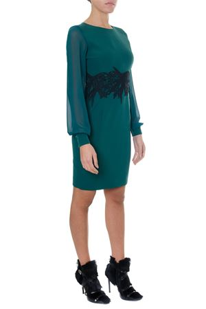 VALARY BUSH COLOR EBROIDERED DRESS FW 2018 FRANKIE MORELLO | 32 | FWCF8141VEVALARYV09