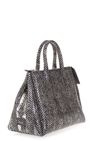 GUM GREY RUBBER CASE BAG FW 2018 GIANNI CHIARINI | 2 | BS1740TLONDON STY9666