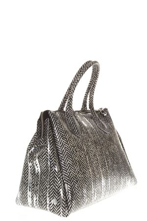 BIG CHEVRON PATTERN BAG FW 2018 GIANNI CHIARINI | 2 | BS1741LONDON STY9666