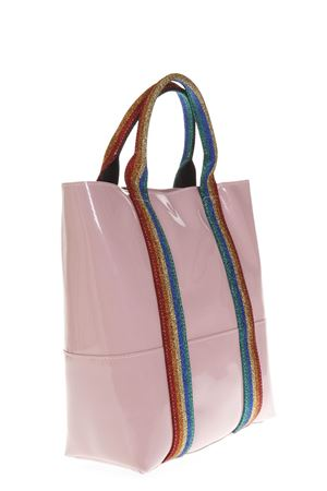 PINK RAINBOW BAG IN PVC FW 2018 GIANNI CHIARINI | 2 | BS1759RAINBOW9535