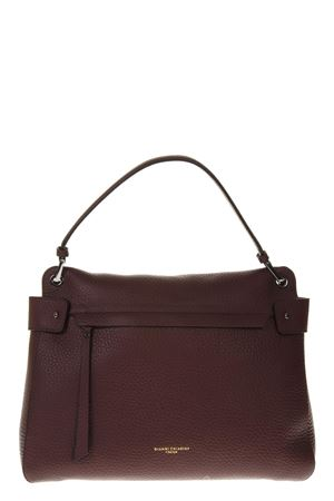MERLOT COLOR LEATHER BAG FW 2018 GIANNI CHIARINI | 2 | BS6421QNT5916