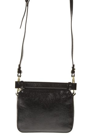 BLACK LEATHER MINI BAG DALIA FW 2018 GIANNI CHIARINI | 2 | BS6435CKD MT001