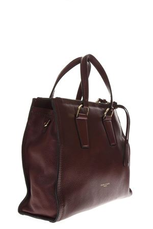 MERLOT LEATHER HANDBAG FW 2018 GIANNI CHIARINI | 2 | BS6440RMN/RE5916