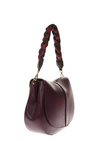 MERLOT LEATHER BAG FW 2018 GIANNI CHIARINI | 2 | BS6617LSR PIU5916