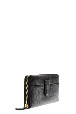 BLACK LEATHER WALLET FW 2018 GIANNI CHIARINI | 34 | PF101RMN RE001