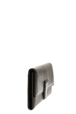 BLACK LEATHER WALLET FW 2018 GIANNI CHIARINI | 34 | PF103RMN RE001